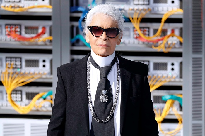 4182f401e2 German fashion designer Karl Lagerfeld has died ...