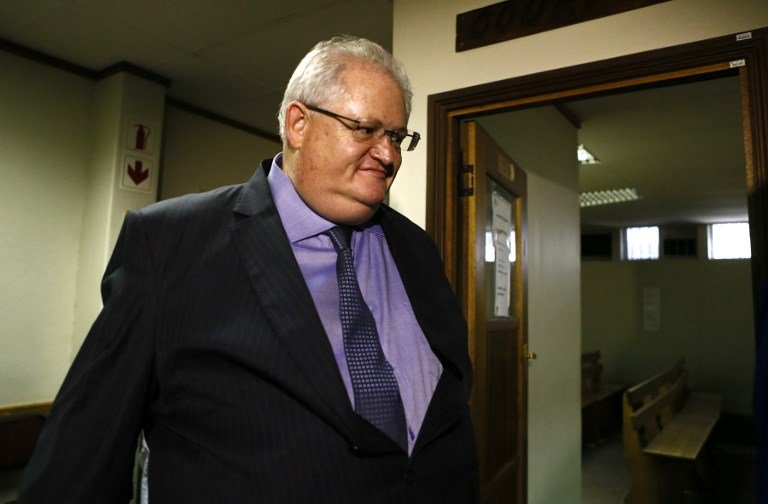 Former Bosasa chief operations officer and state capture whistleblower Angelo Agrizzi.