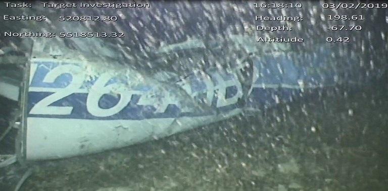 Body found underwater in wreckage of footballer Sala's plane
