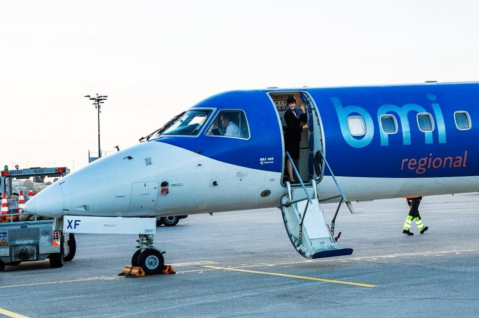 Resultado de imagen para flybmi airlines