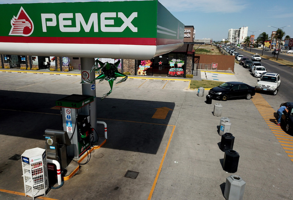 Pemex is struggling under the weight of more than $100-billion in debt and years of declining production.
