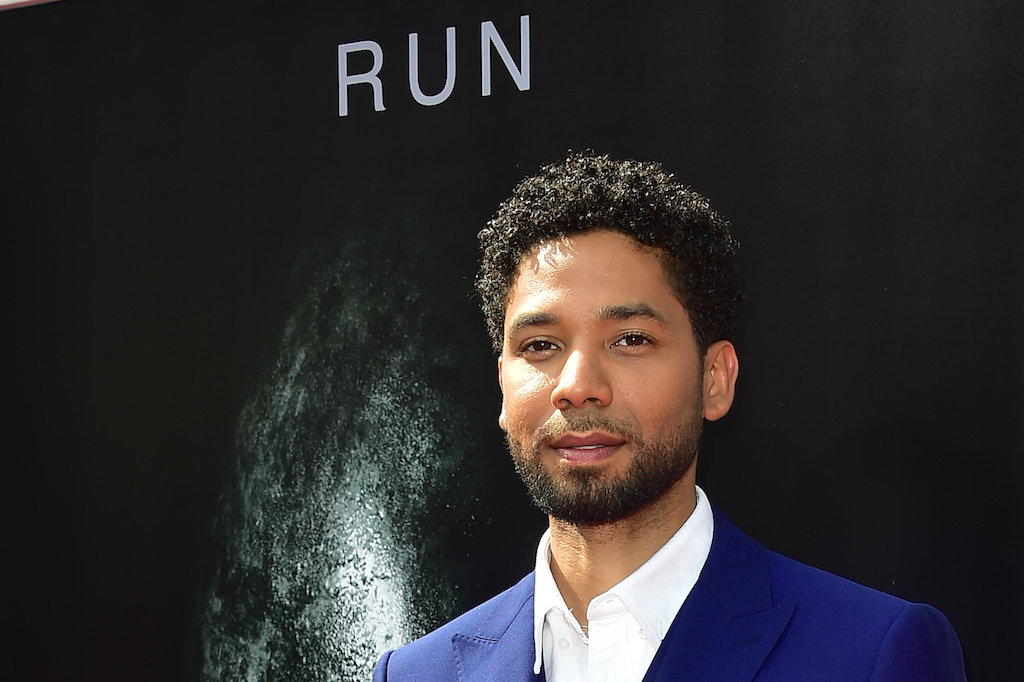 Jussie Smollett ignited a furore on social media last month when he reported he had been attacked on the street by two men yelling racial and homophobic slurs.