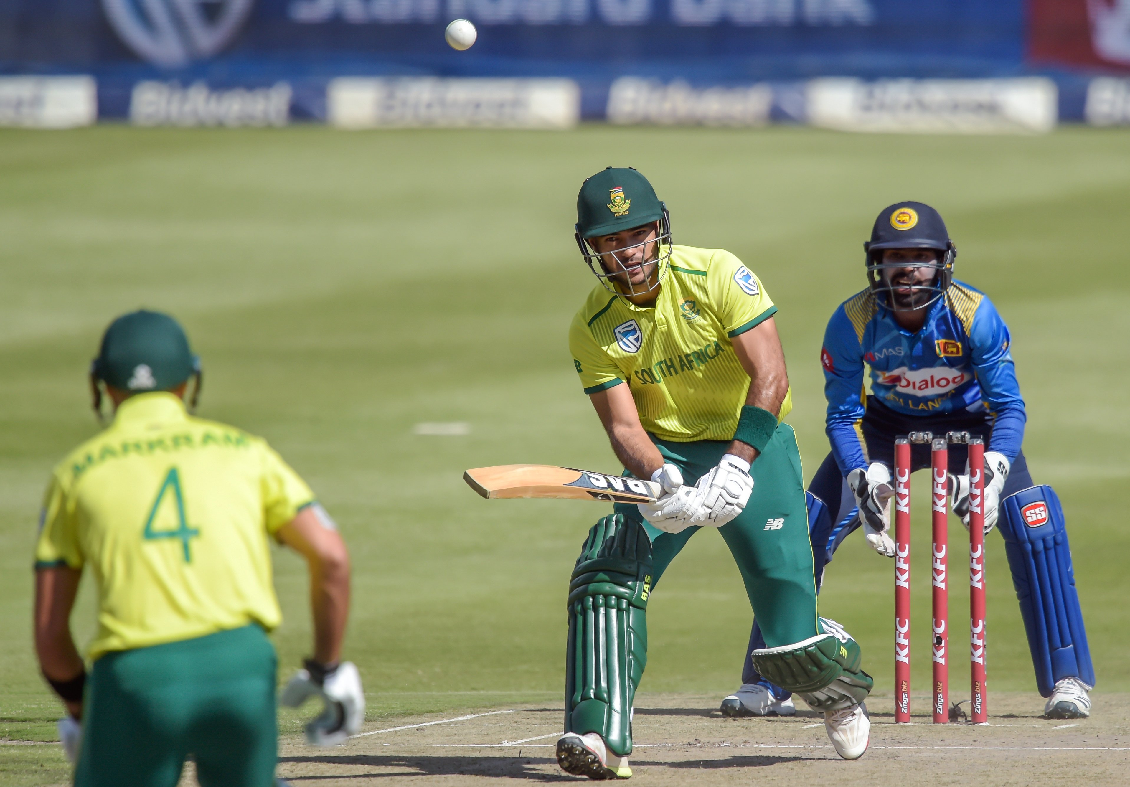 Promoted Pretorious fires the Proteas into healthy lead against Sri Lanka