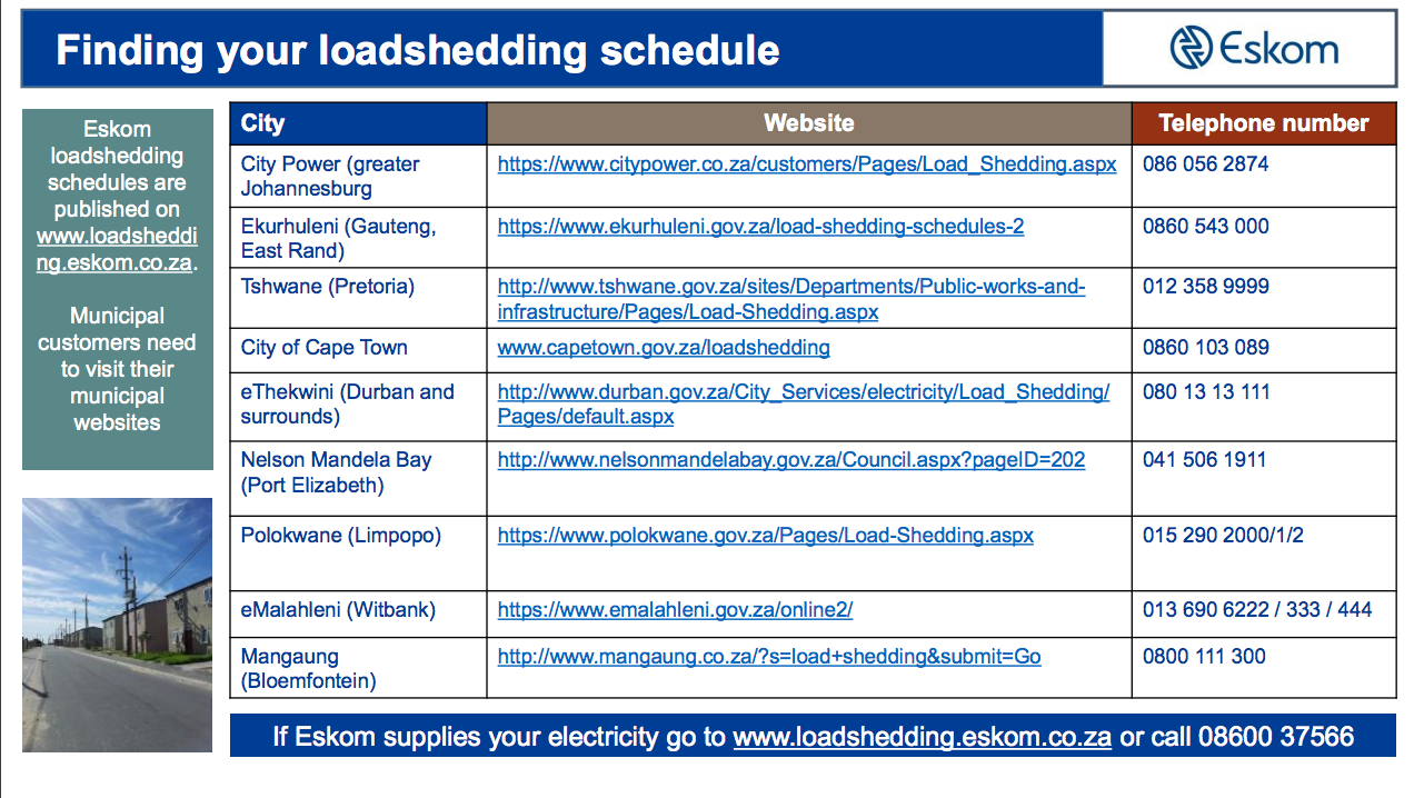 Stage 4 load-shedding continues | eNCA
