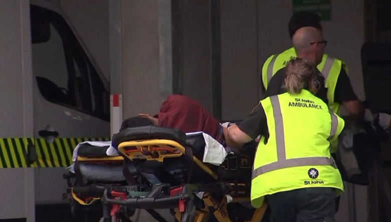Mass Shootings at New Zealand Mosques Kill 49; One Man Charged