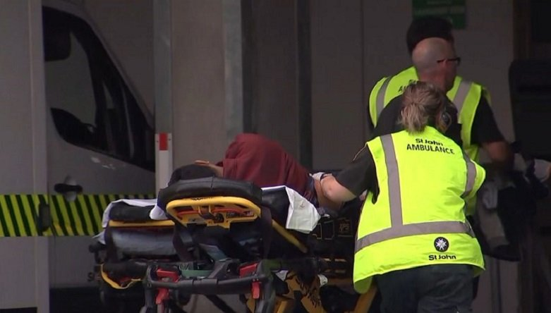 Shootings at New Zealand mosques leave 49 dead