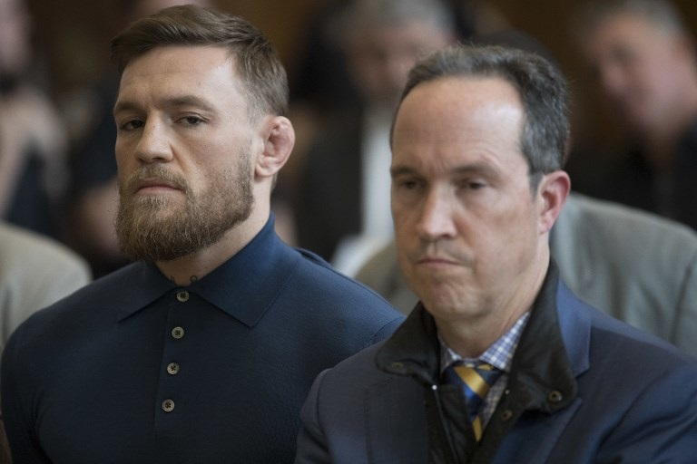Twitter reacts to ex-UFC champ Conor McGregor's arrest in Miami Beach