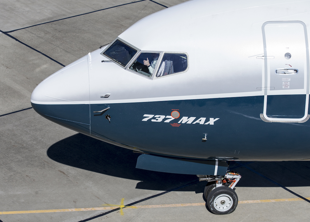 FAA meets with US airlines, pilot unions on Boeing 737 Max