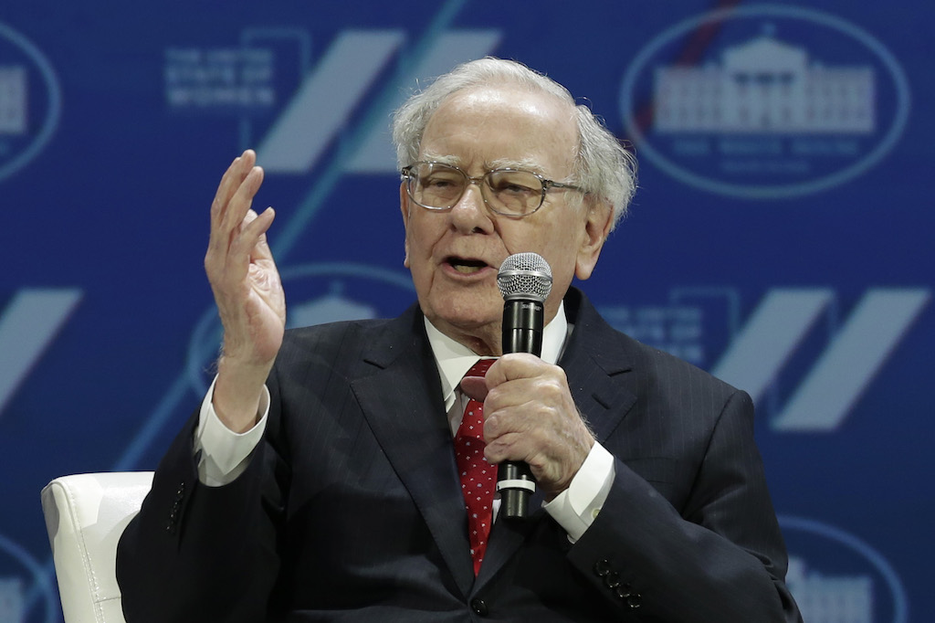 "File: Billionaire Warren Buffett, known as ""Oracle of Omaha, said some people will always become ""uneconomic in a world economy."""