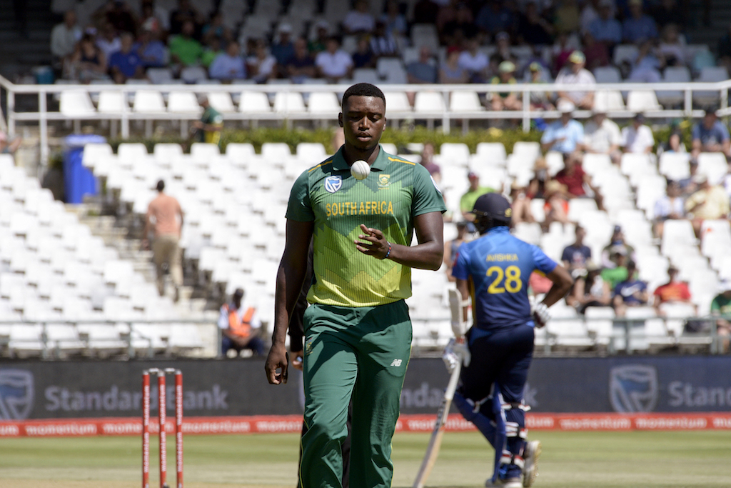 South Africa complete sweep of Sri Lankans