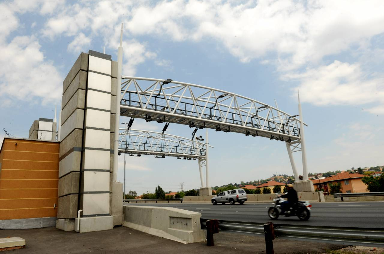 "File: The battle against electronic tolls in Gauteng is usually portrayed as the fight of ""the people"" against an unjust government."