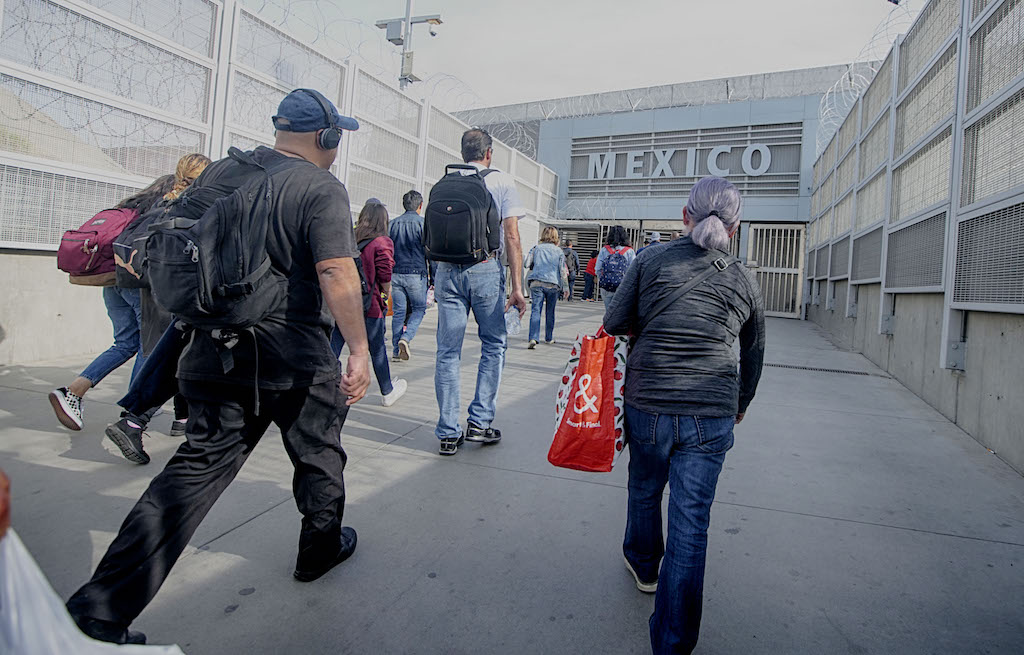 Mexico president says illegal immigration to U.S. 'not up to us'
