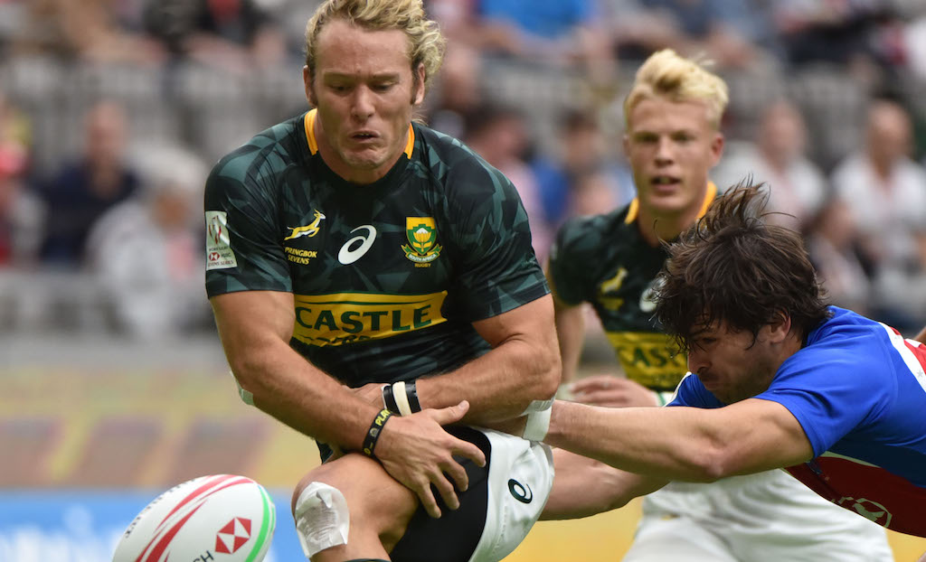 South Africa beats France to win Vancouver Sevens title