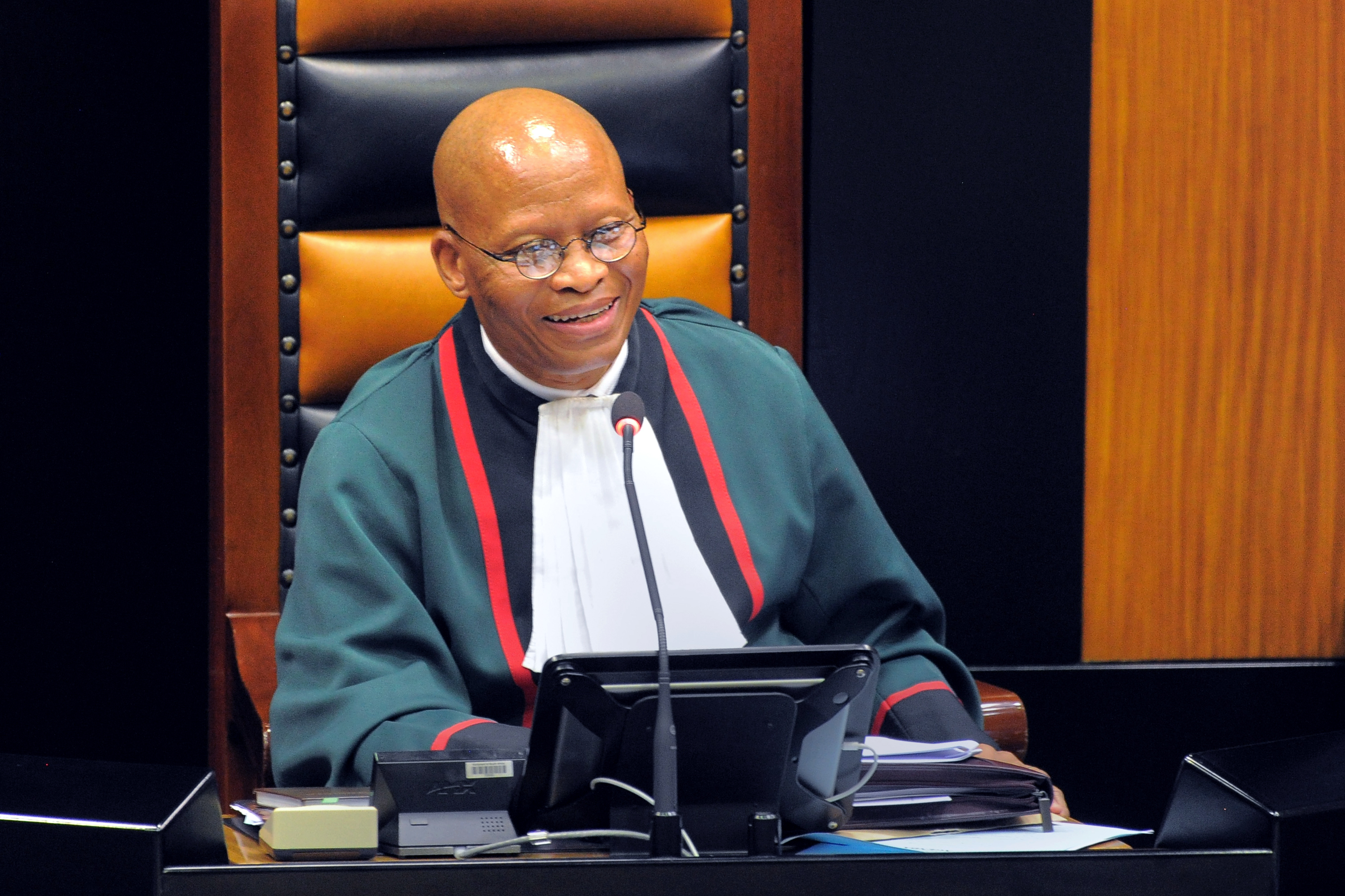 ANC concerned about Mogoeng comments | eNCA