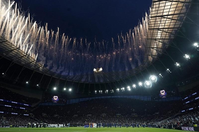 Tottenham new stadium the 'world's best' says Mauricio Pochettino on special homecoming