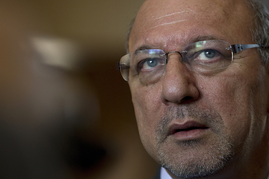 Former Finance Minister Trevor Manuel wants to clear his name.