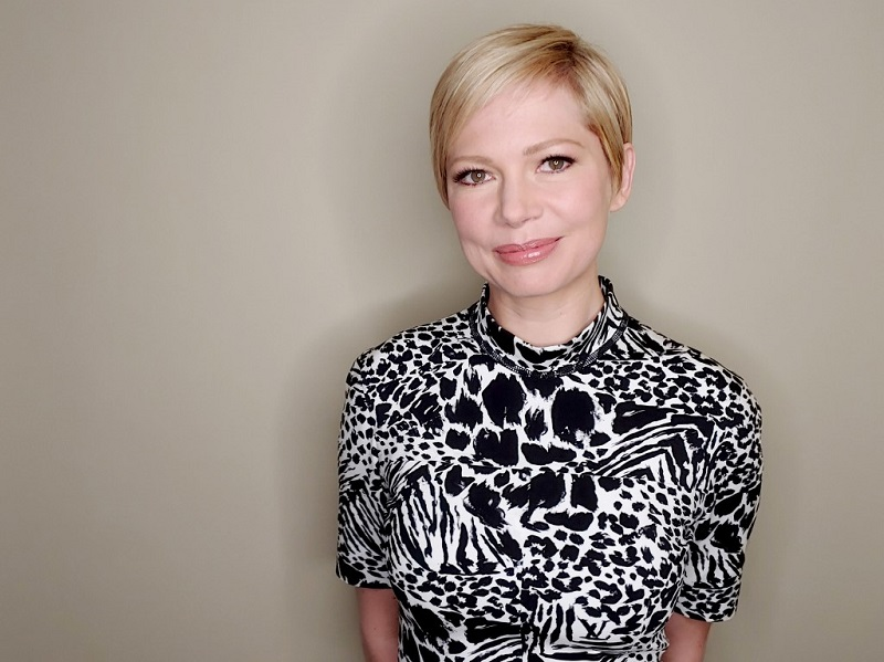 Michelle Williams revisits pay outrage during DC visit