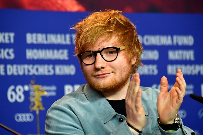 Ed Sheeran Has Doubled His Wealth In One Year