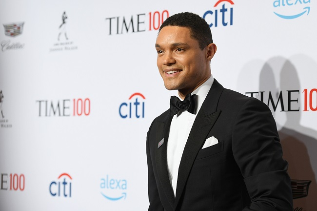 Trevor Noah attends the TIME 100 Gala 2019 Lobby Arrivals at Jazz at Lincoln Center on April 23, 2019 in New York City.