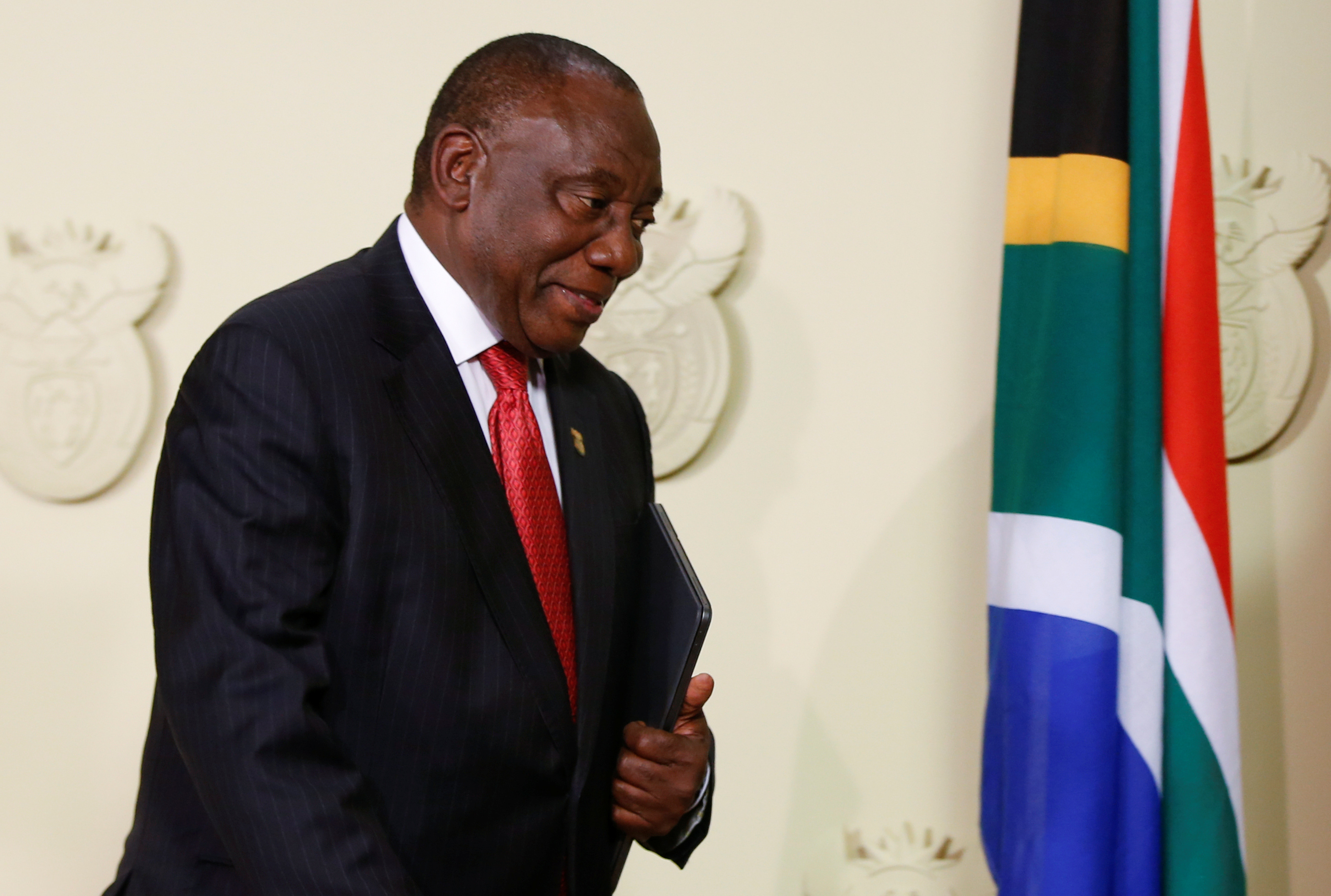 File: President Cyril Ramaphosa is not obliged to take action pending a judicial review.