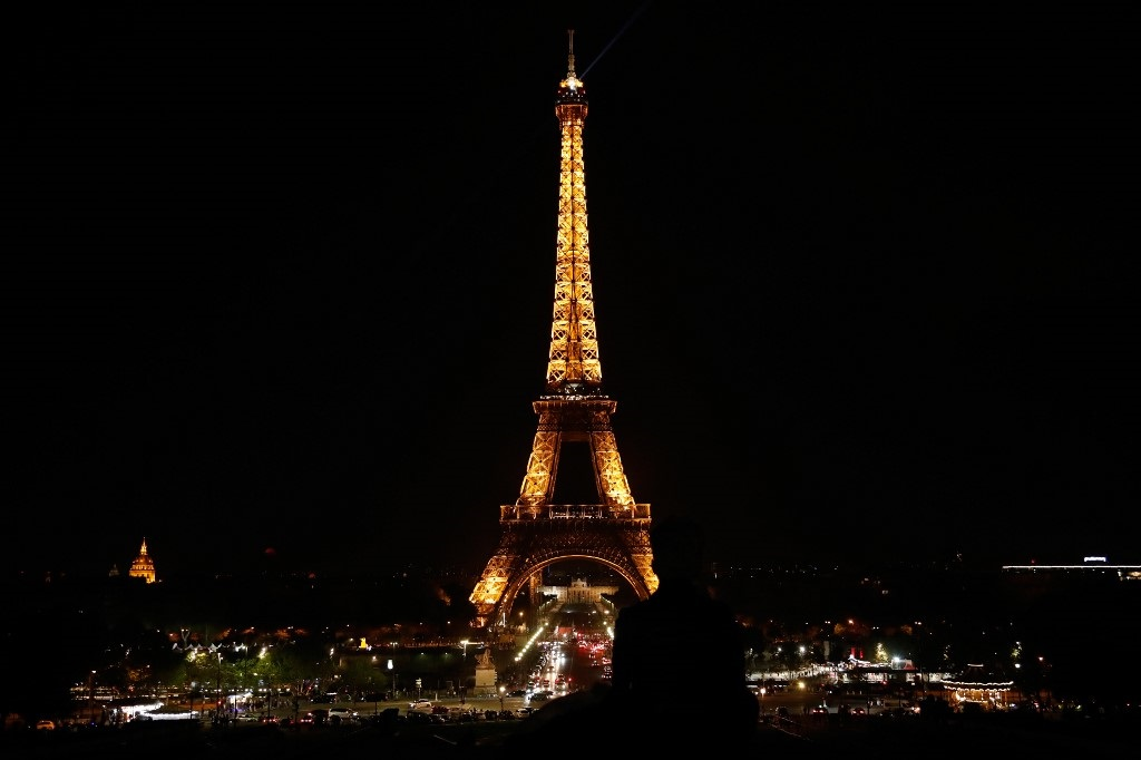 Eiffel Tower reopens for tourists after 104 days of coronavirus shutdown