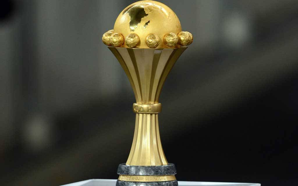 The African Cup of Nations trophy