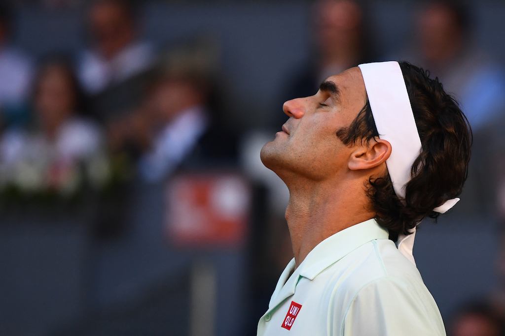 Roger Federer, a four-time finalist in Rome, returns to Italy after skipping the clay season for the last two years in order to concentrate on his grass game.