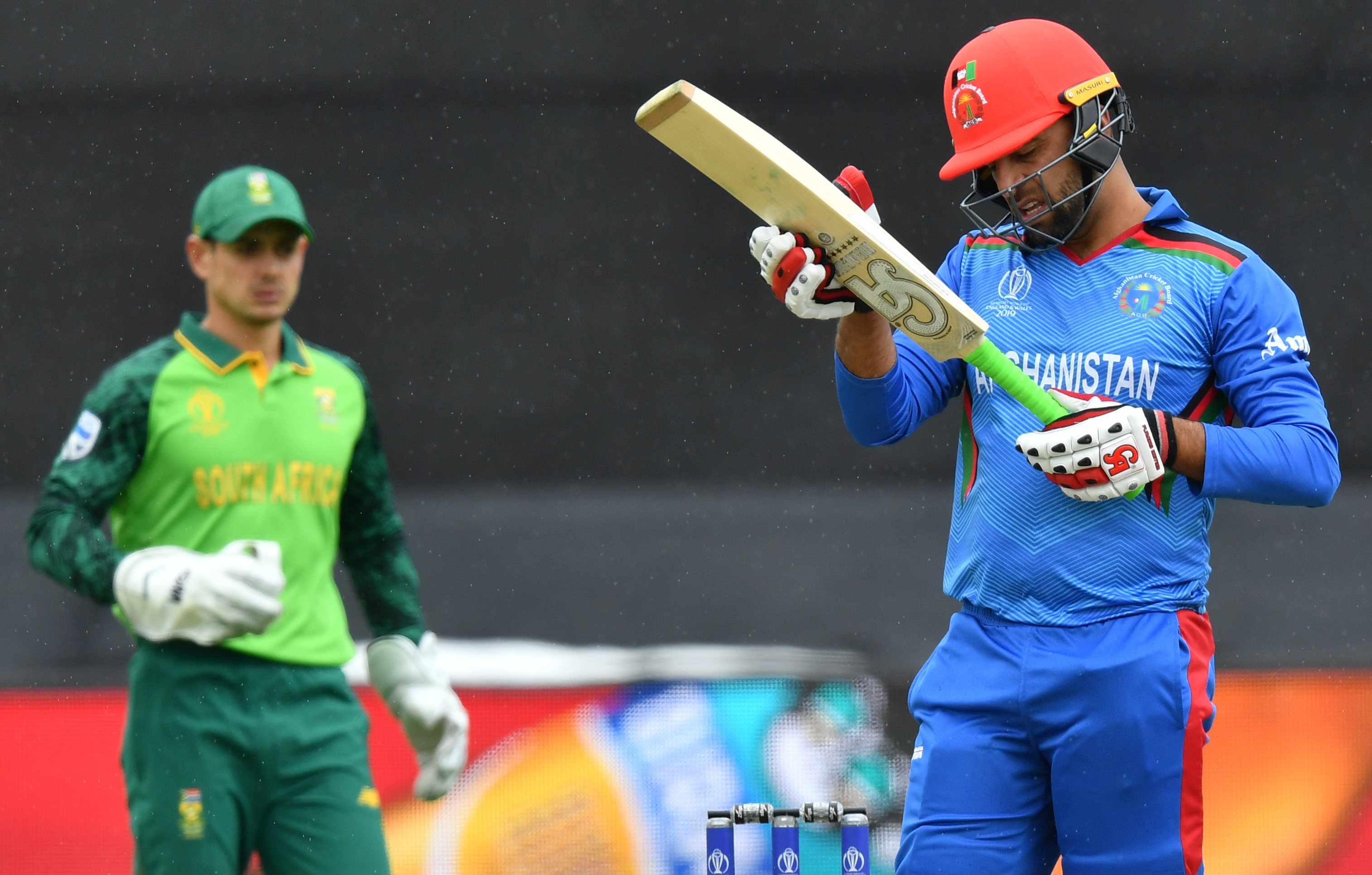 Proteas win toss, bowl against Afghanistan | eNCA