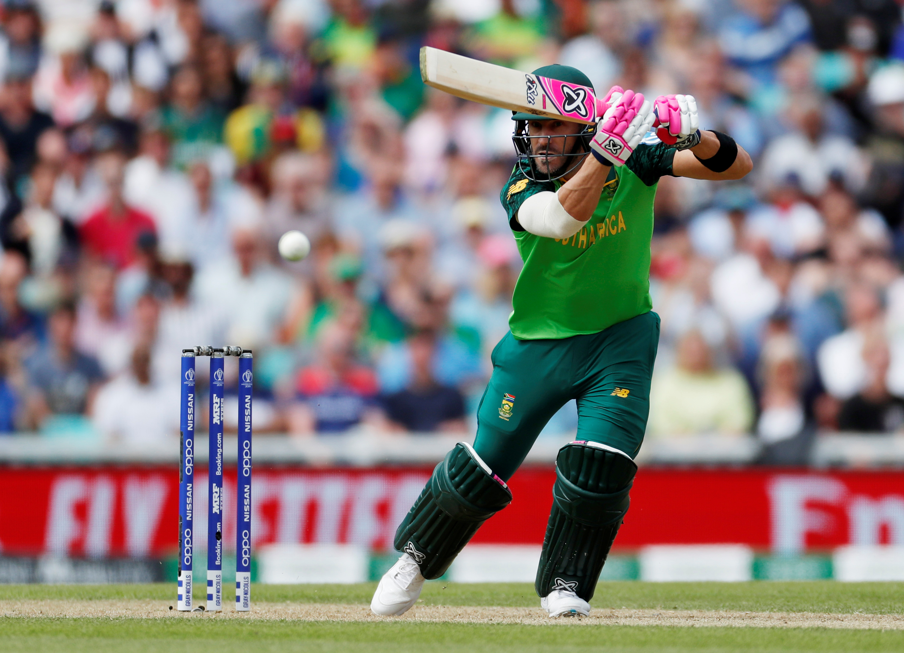 File: Proteas captain Faf du Plessis feels the five-day gave has been given a boost by the introduction of the format.
