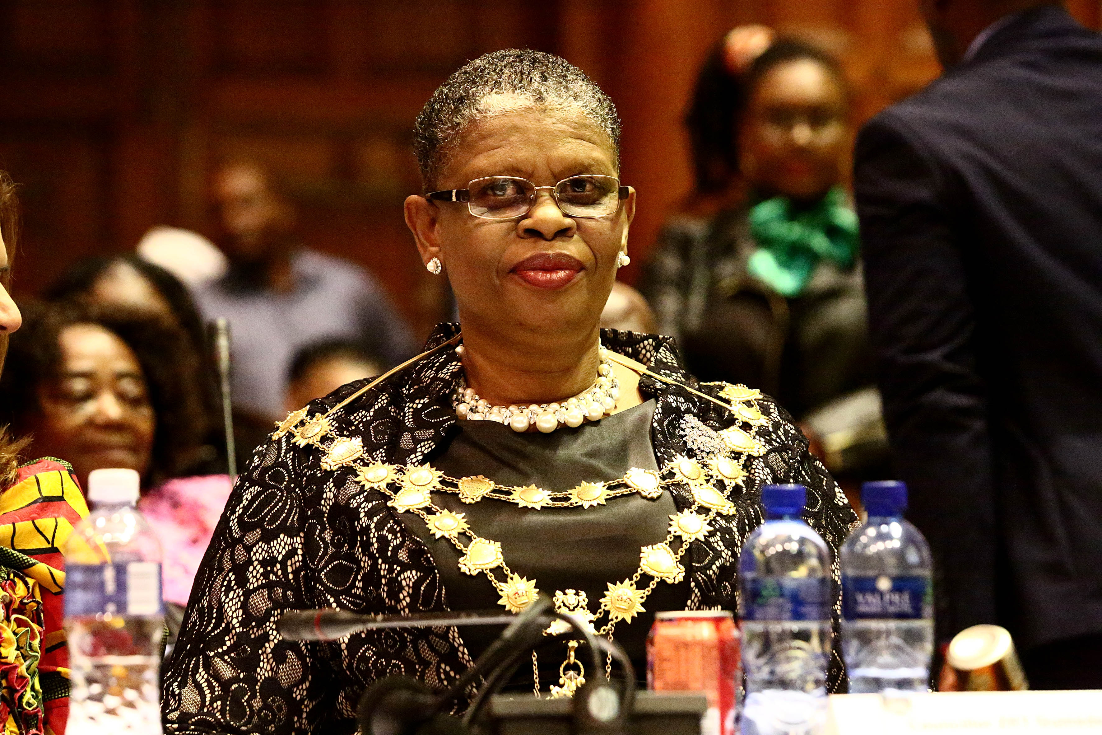 File: Former eThekwini mayor, Zandile Gumede.