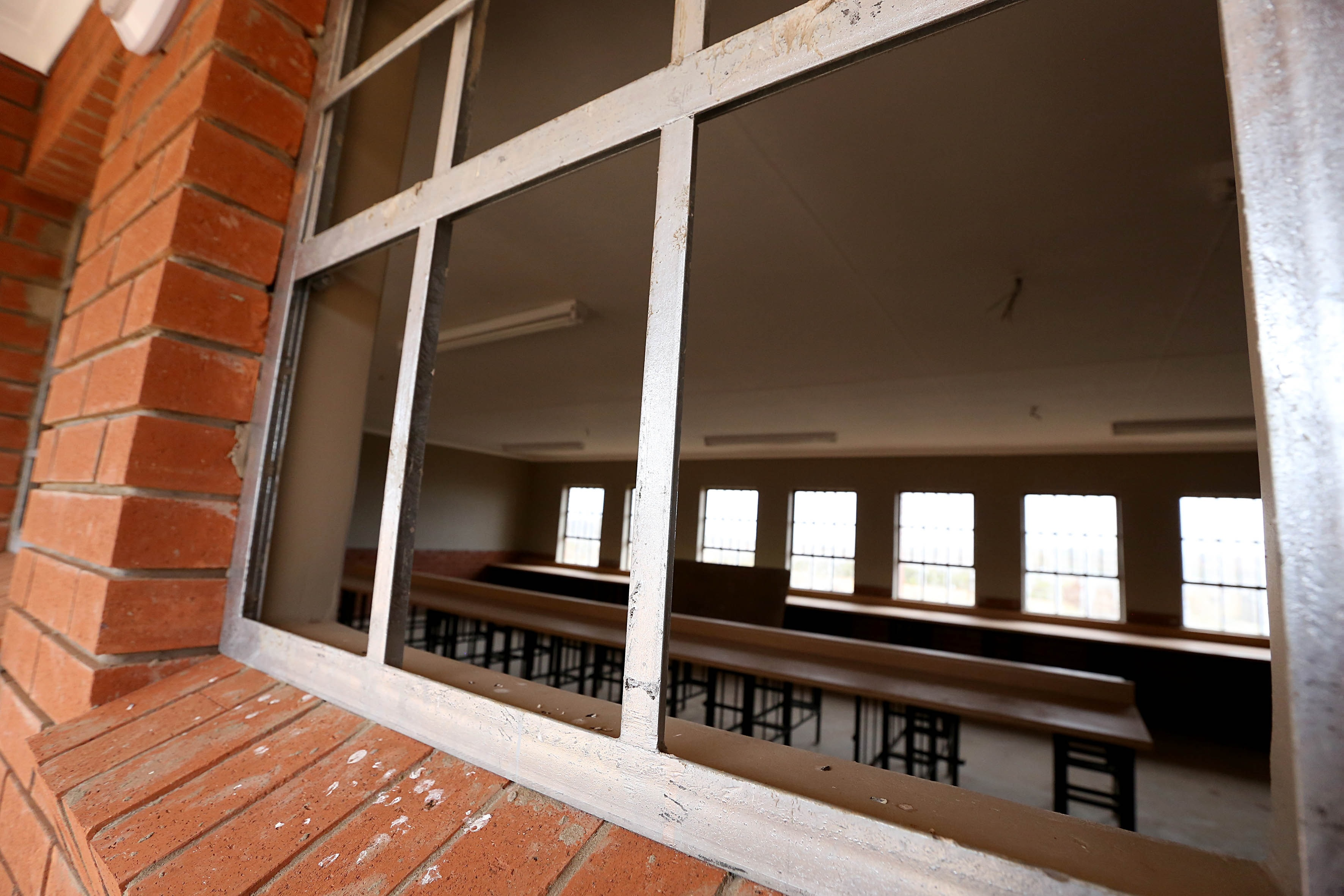 File: Research by Equal Education revealed that 29 schools in the province are entirely constructed of asbestos.