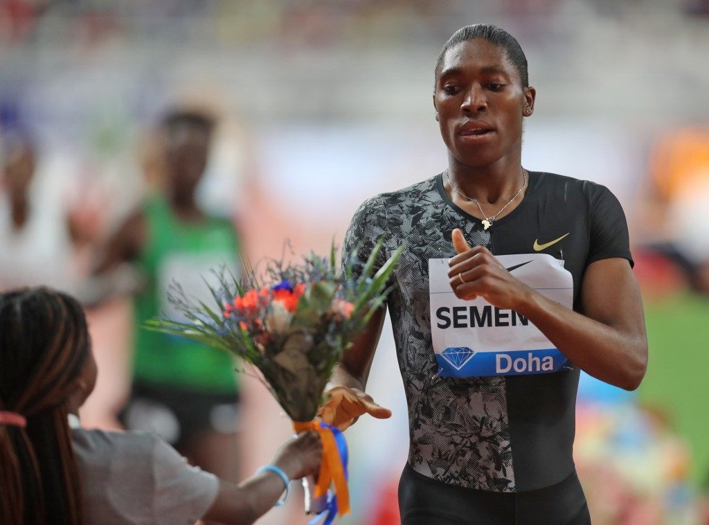 IAAF to fight Semenya's Swiss court testosterone ruling | eNCA