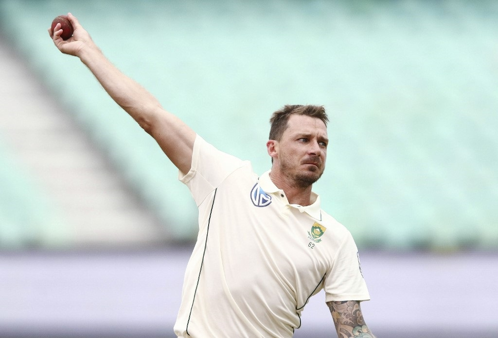 File: Dale Steyn has not played for South Africa since March 2019, but has fully recovered from a shoulder injury.