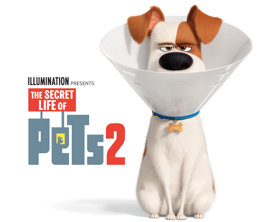 """Pets 2,"" produced by Illumination studio, edged out another new release, Fox's ""X-Men: Dark Phoenix,"" to top the three-day weekend, according to industry watcher Exhibitor Relations."