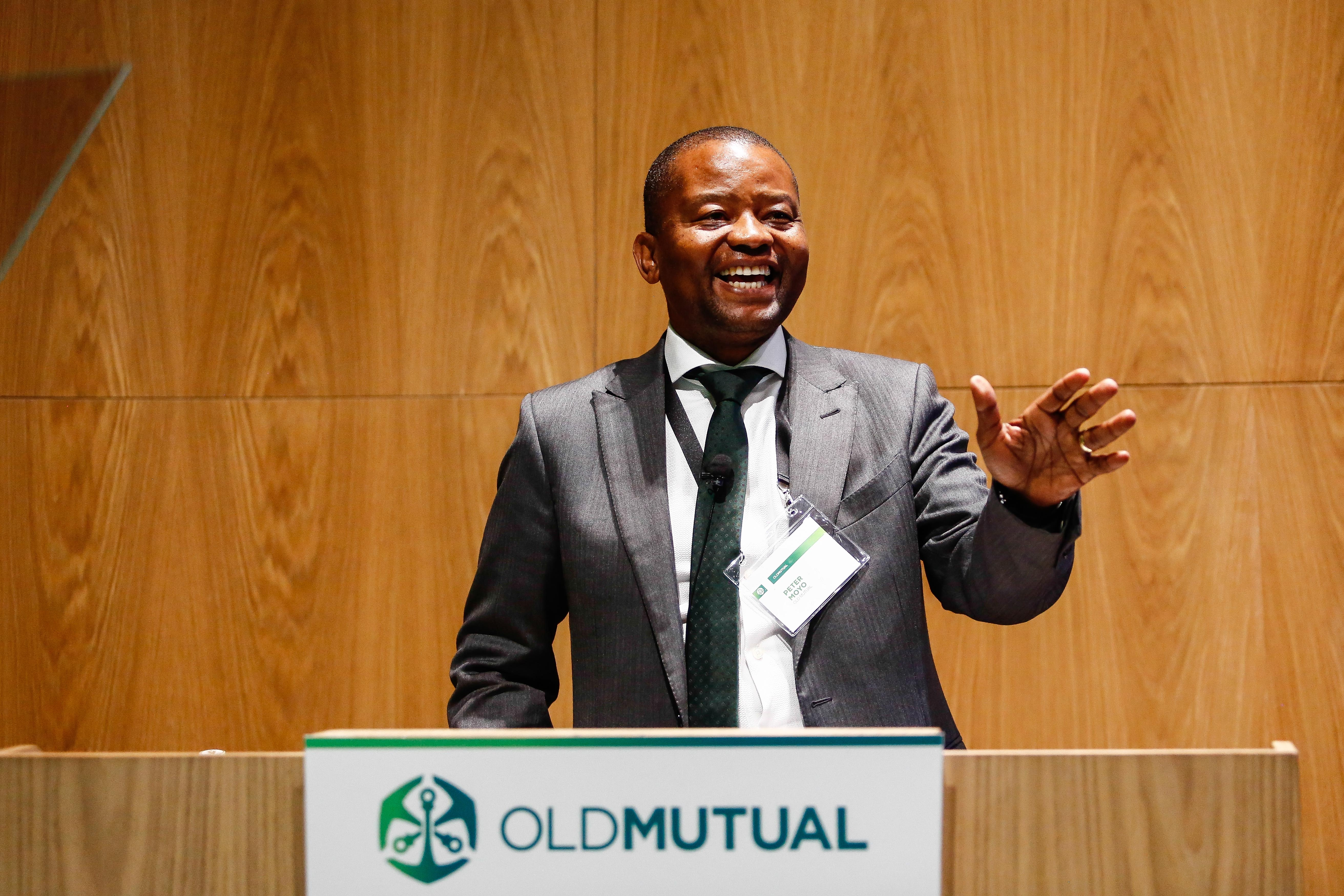 File: Former Old Mutual CEO Peter Moyo is appealing a court ruling in favour of the insurer.
