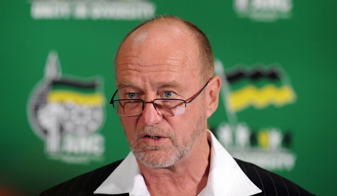 File: Derek Hanekom said the claim has caused damage to his reputation and would continue to so if unchallenged.