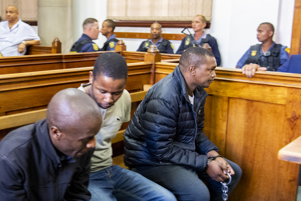 Sizwe Biyela, Nkosinathi Khumalo and Vuyile Maliti have been denied bail.