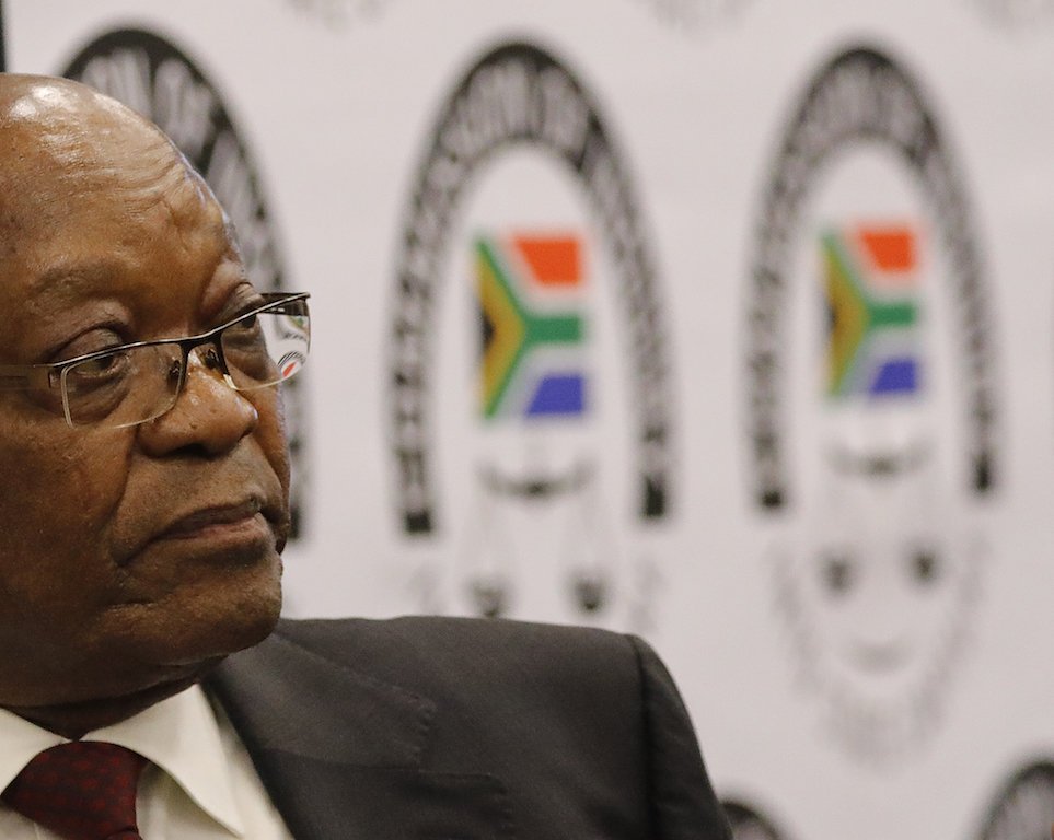 File: Former president Jacob Zuma is claiming he's too ill to appear before the state capture inquiry next week.