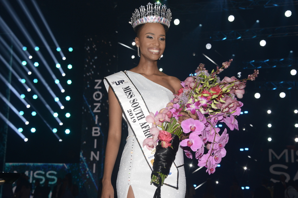 Miss South Africa: 'God's timing is perfect'   eNCA