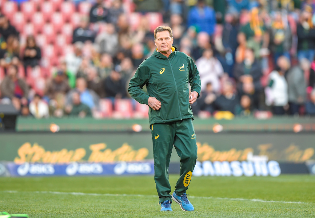 Rassie Erasmus said his team's preparations have been perfect, and they can have no excuse for not performing in Japan.