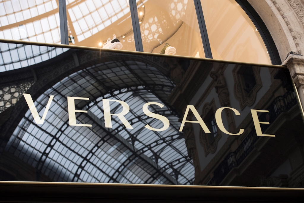 Versace was criticised on Sunday for a T-shirt that implied Hong Kong and Macau -- both semi-autonomous cities in China -- were independent.
