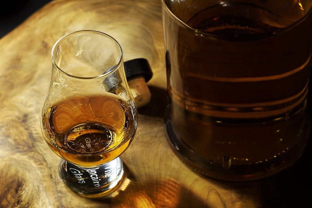 File: Foreign governments subject to US President Donald Trump's trade tariffs have targeted American distilleries and their bourbon and rye whiskeys for retaliation.