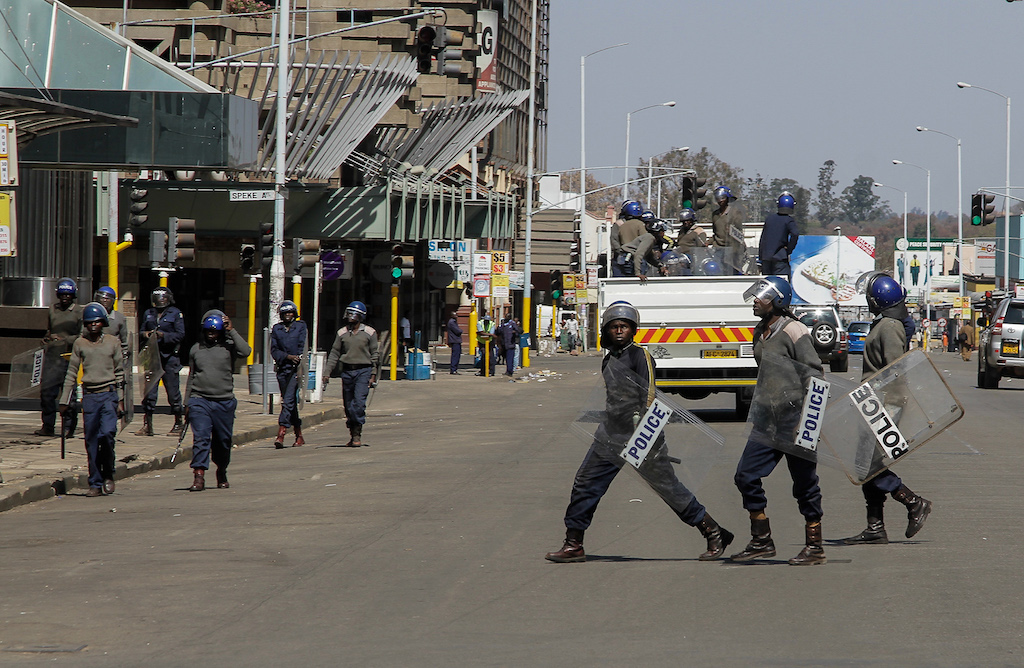 Police banned another demonstration planned by the Movement for Democratic Change (MDC) in Harare on Friday.