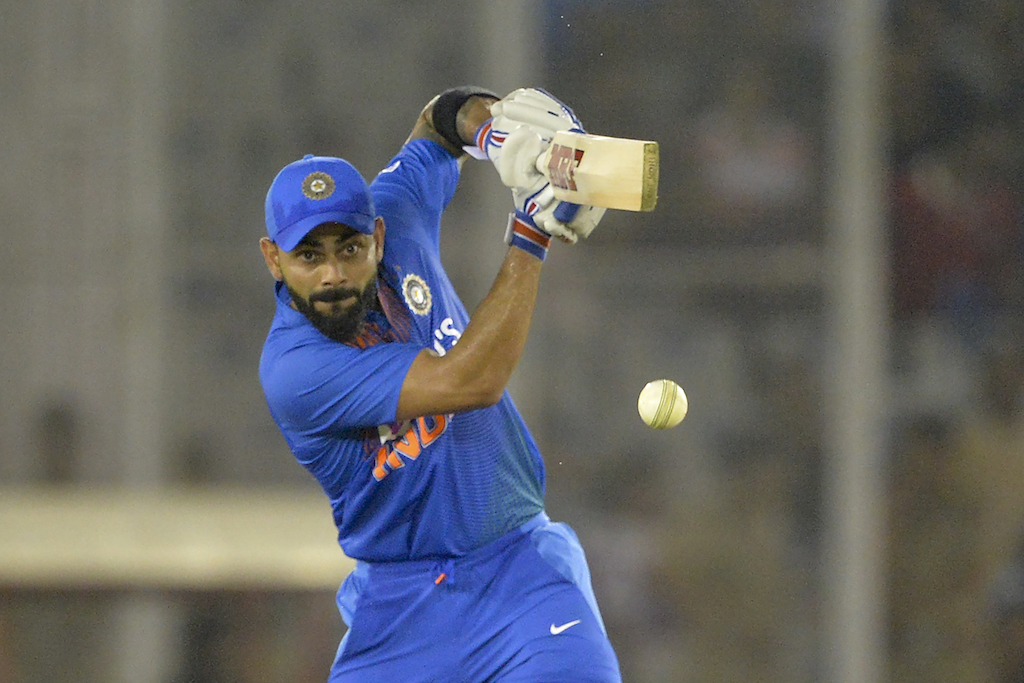 Cricket fans go nuts over 'priceless' Virat Kohli reaction