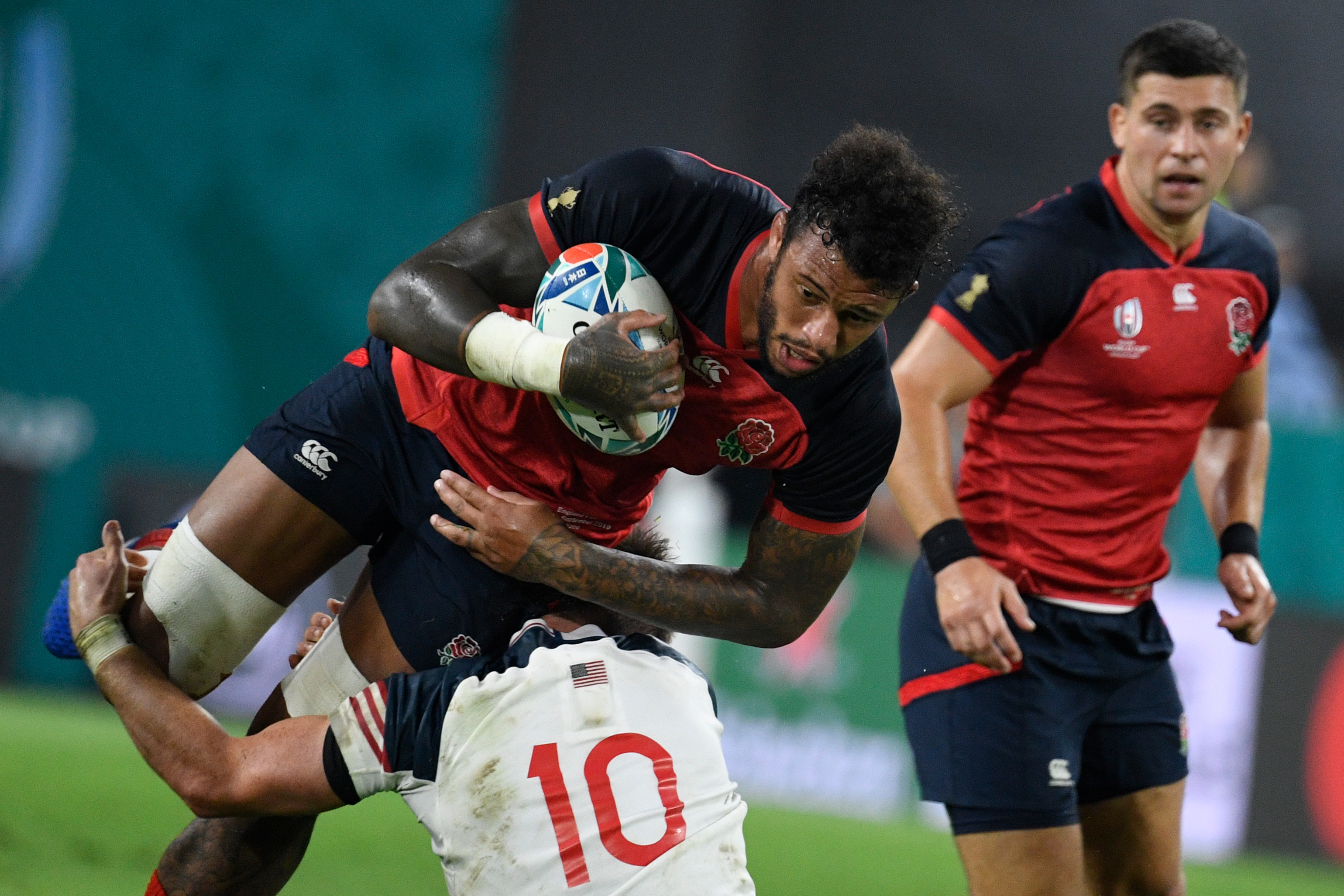 Rugby World Cup briefing