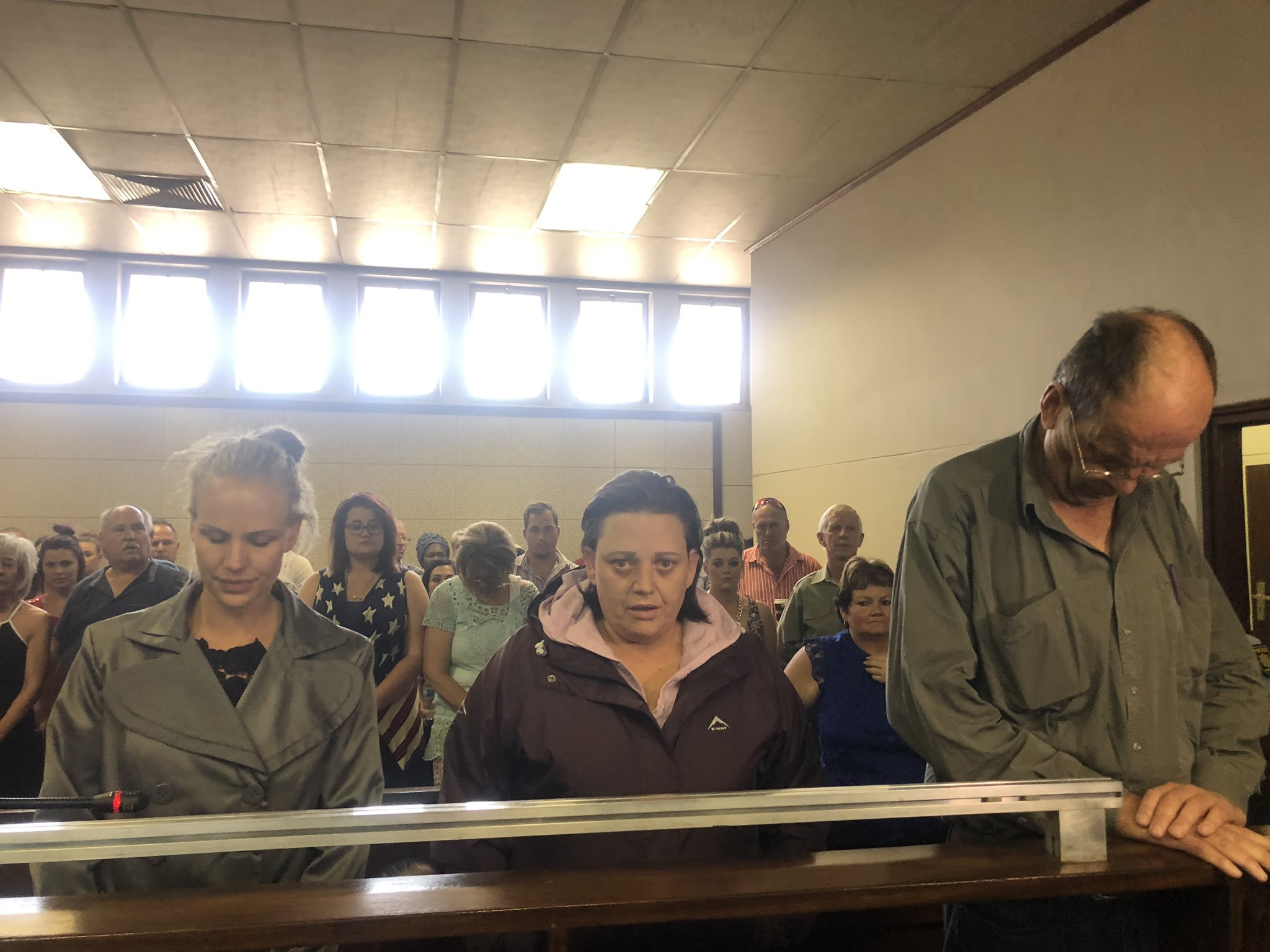 Amy Leigh de Jager kidnapping suspects in court for bail application