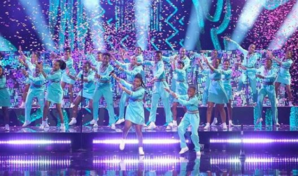Ndlovu Youth Choir showcases African pride at the America's Got Talent finale