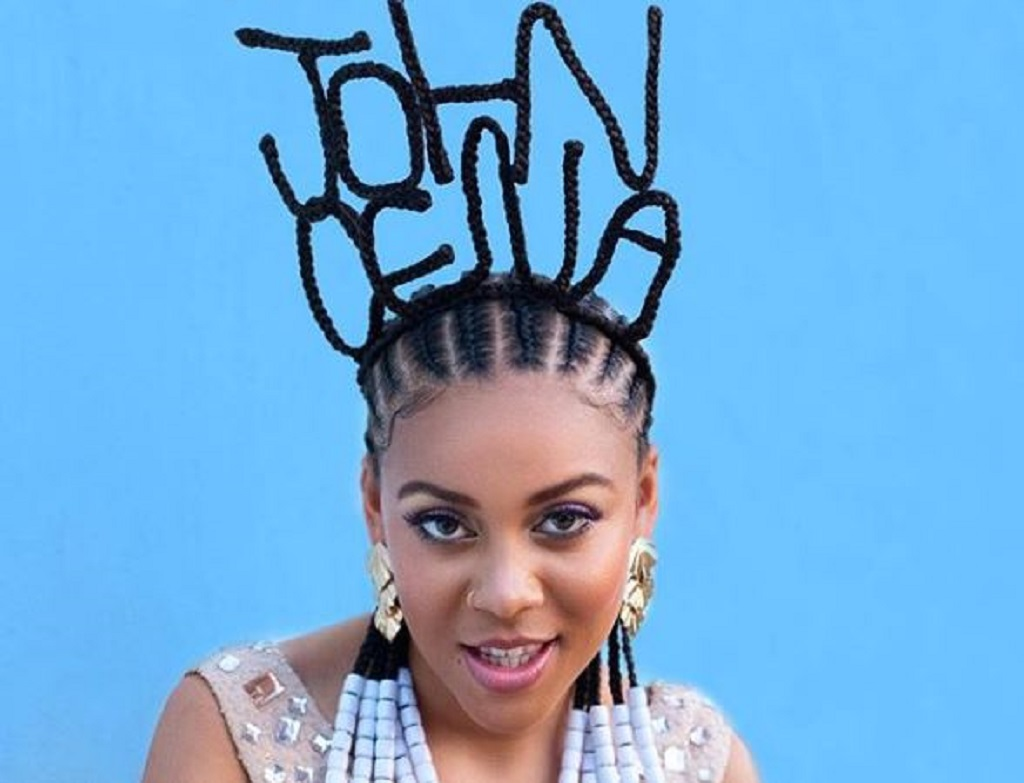 John Cena breaks it down to Sho Madjozi's hit single