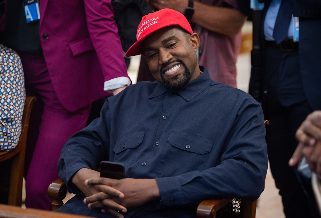 File: It was not immediately clear if Kanye West was serious about vying for the presidency​​​​​​​.