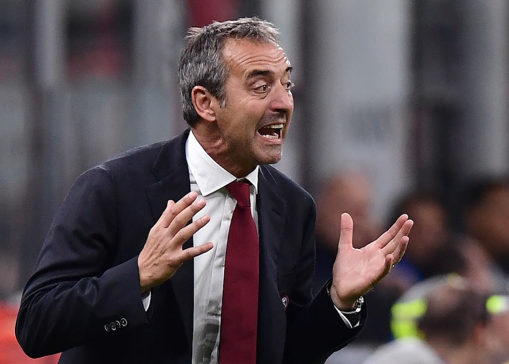 Ac Milan Set To Fire Coach Giampaolo Reports Enca